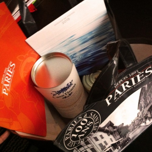 vue du sac aux thermalies ©2015 véronique caron