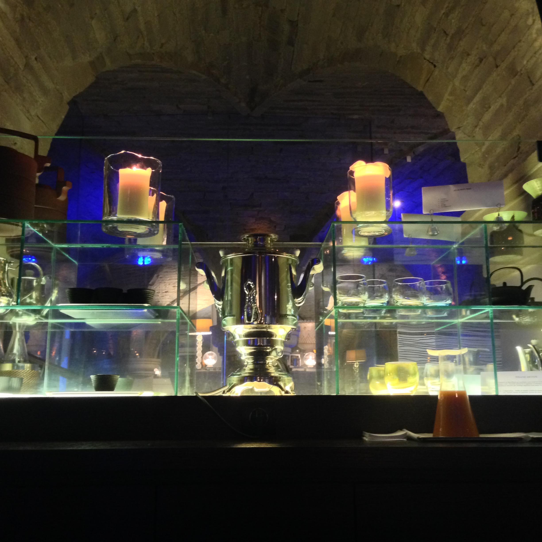 L'espace tisane du Spa & Thalasso Loreamar pour une belle cure détox. Un lieu de détente et de bien-être