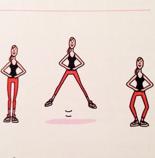 fesses-bresiliennes-jumping jack par soledad-bravi
